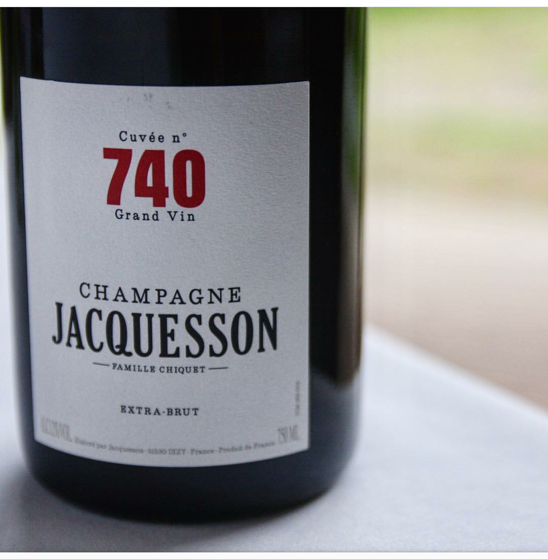 #commentairehebdomadaire : [Pourquoi?] Jacquesson est mon Champagne préféré?