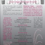 Formation [les stages œnologiques brunchés] au restaurant la lune dans le caniveau à Saint-Pierre