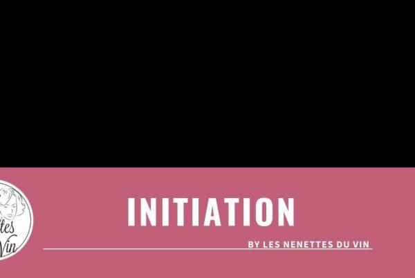 initiation a la degustation