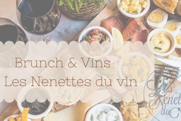 brunch et vins par les nenettes du vin